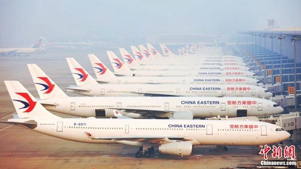 中国东方航空公司1月19日呼吁台湾民航主管机构关注旅客需求、顺应民意,尽快确认公司两岸春运加班计划。供图