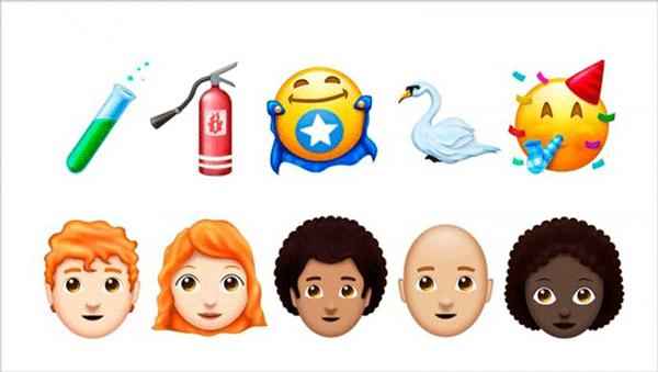 """新版Emoji公布:新增130个表情 还允许""""翻转"""""""