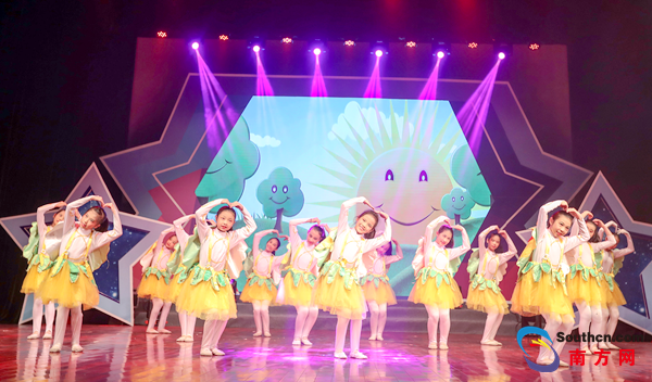 2017广东小学生诗歌节作品音乐会在广州举行