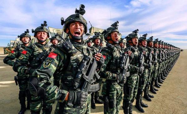武警部队是我国武装力量的重要组成部分。
