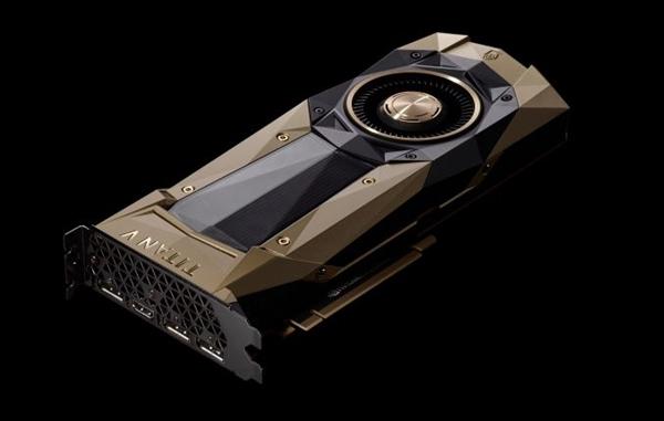 2万一张:NVIDIA 12nm新核弹TITAN V完整规格公布