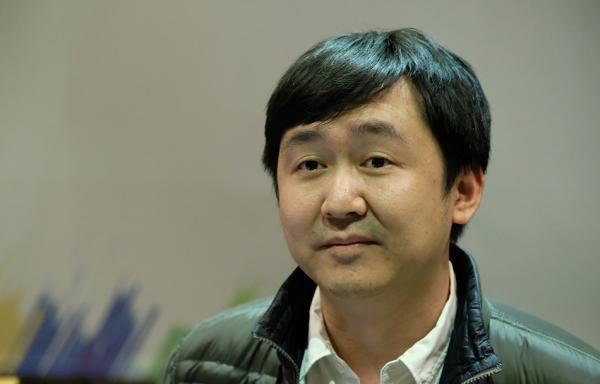 搜狗公司CEO王小川。东方IC 资料图