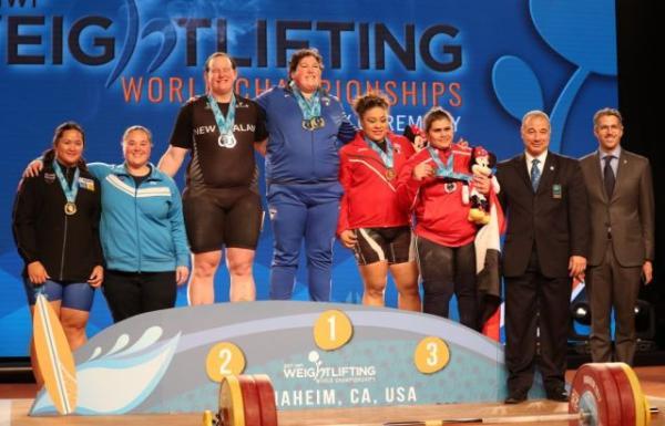 变性选手夺举重世锦赛银牌 男变女但体格摆在那随心风流下载