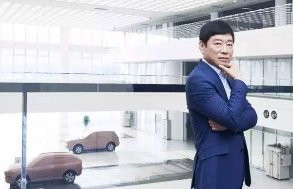 长城汽车董事长魏建军自罚年薪300万元