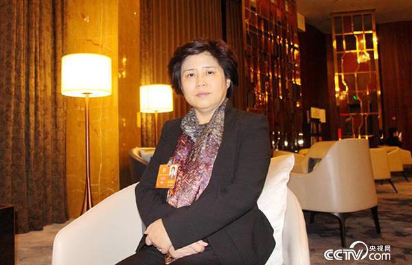 全国政协委员、广州大学副校长于欣伟。
