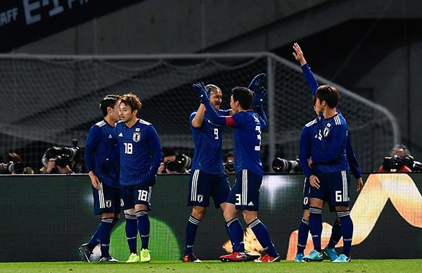 """看看这批日本足球最强""""95后"""",国足未来十年更让人担心了"""