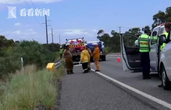 视频|儿子出车祸失联 父亲神直觉租直升机找到儿子