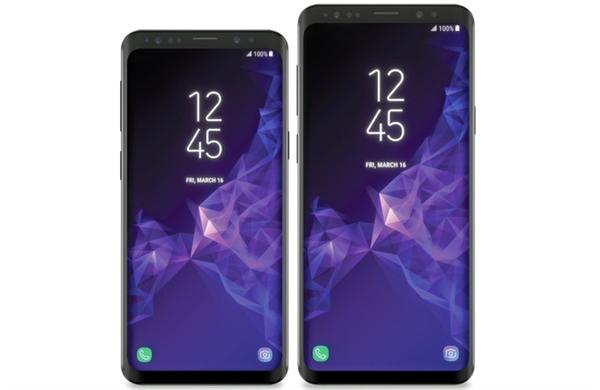 三星S9外观配置曝光 屏幕占比再度提升