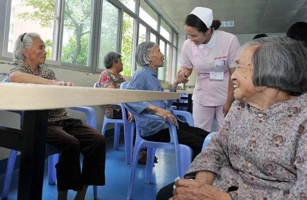 ▲由港商投资、引进香港养老护理模式的养老院