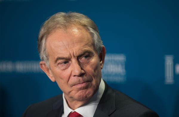英国前首相布莱尔誓言推动二次公投 欲逆转脱欧决定