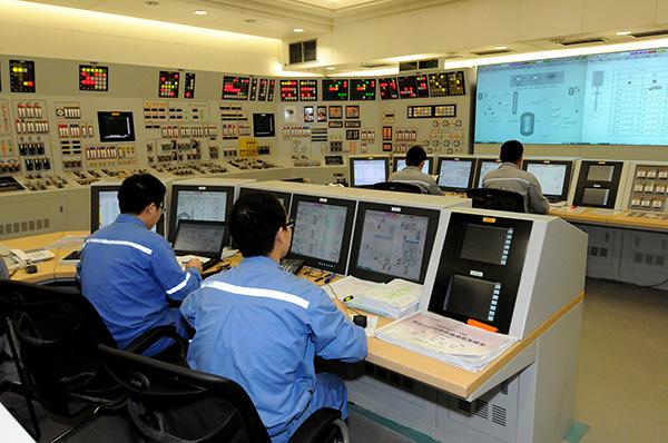 广西防城港核电名目。视觉中国 材料