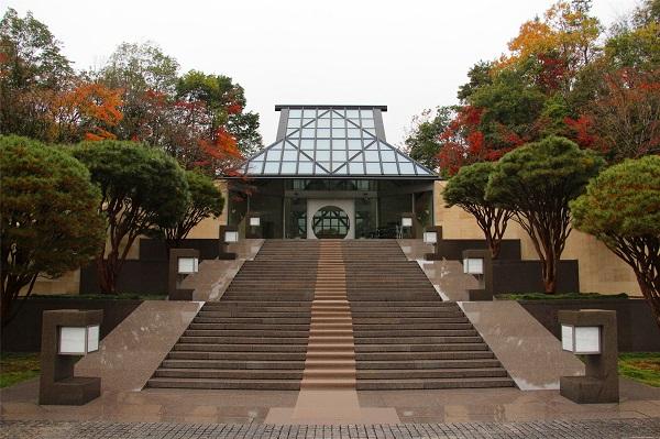美秀美术馆外观