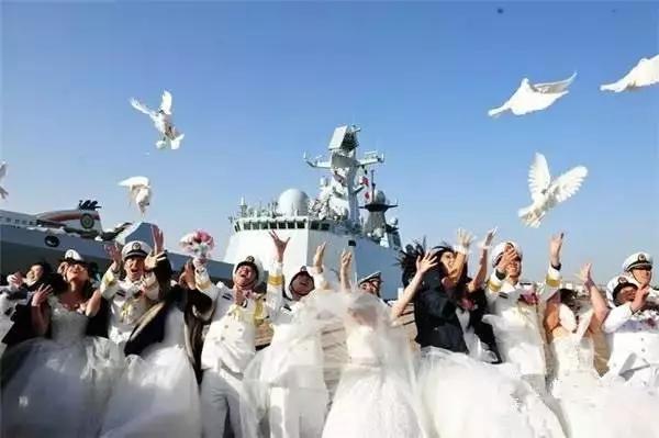 @海军军嫂,这首歌饱含水兵的真情,你感受到了吗?