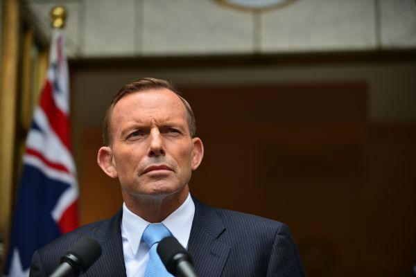 资料图:澳大利亚前总理托尼<span class=