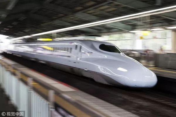 ▲出事的N700系同型号列车