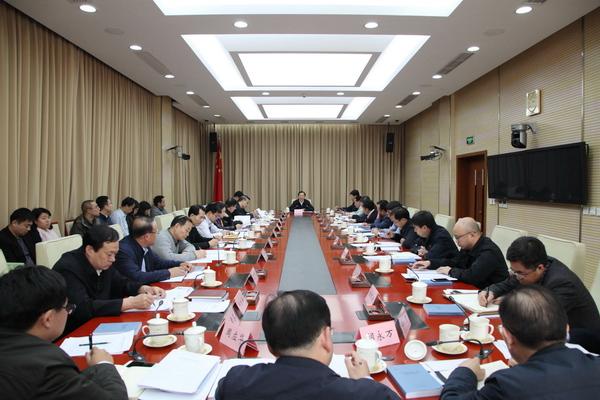农业部长韩长赋:确保中央农垦改革决策部署落实到位