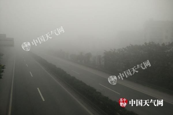 川渝苏皖等9省将现较重雾和霾 30日起冷空气救场