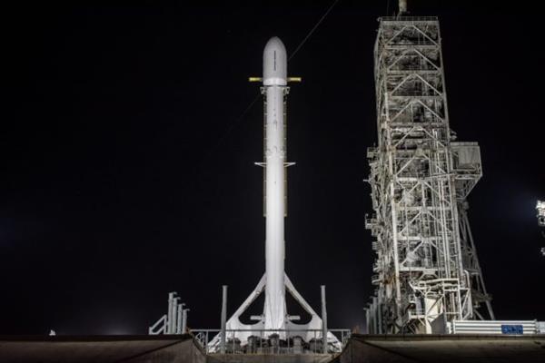 SpaceX新年火箭本周首发:搭载美国最高机密卫星
