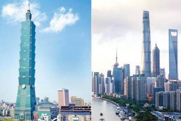 台生感叹两岸大不同,大陆的进步吓死人。(图片来源:台湾《中时电子报》)