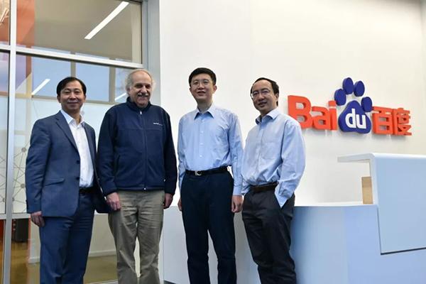 百度引援三名顶级科学家:增设两大实验室,聚焦前瞻基础技术