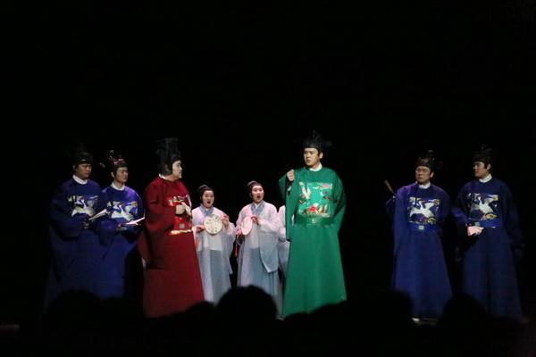 上海音乐学院原创歌剧《汤显祖》亮相欧洲,刮起中国旋风