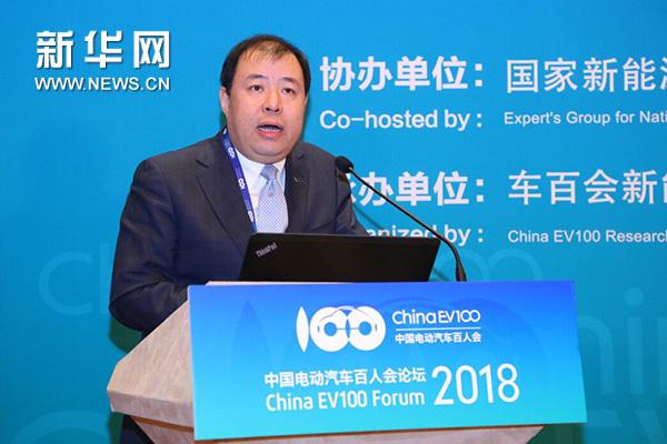 董海洋:通过ICV赋能NEV 实现健康可持续发展