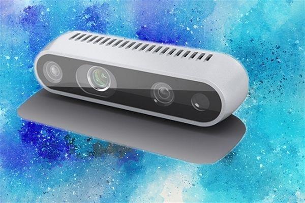 英特尔推出两款新RealSense深度摄像头:面向专业用户