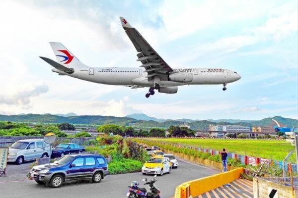 台当局拒批两岸航班。(图片来源:台媒资料图)