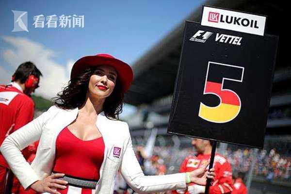 """F12018赛季将启用""""举牌儿童"""" 上赛道也将招募全彩h漫"""