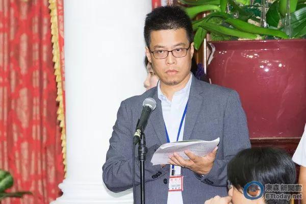 ▲黄重谚资料图(台湾东森新闻云)
