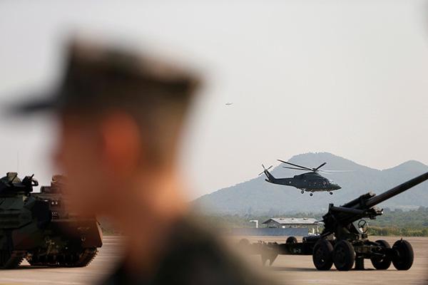 东南亚最大规模军演在泰国启动 美军参演人数大增goseas账号