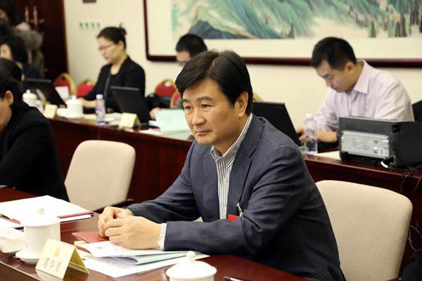 全国政协委员、中国银联董事长葛华勇。 中国金融新闻网 图