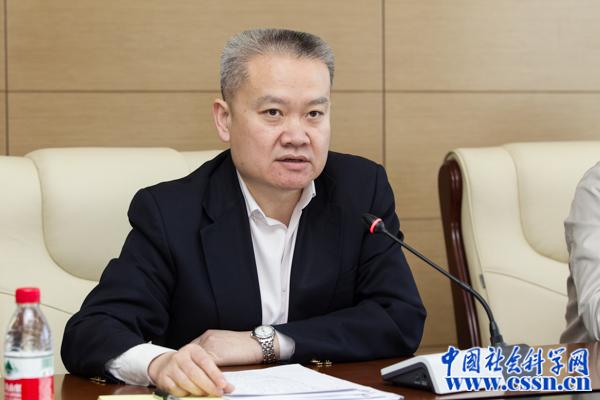 刘海星出任中央国安委办公室副主任