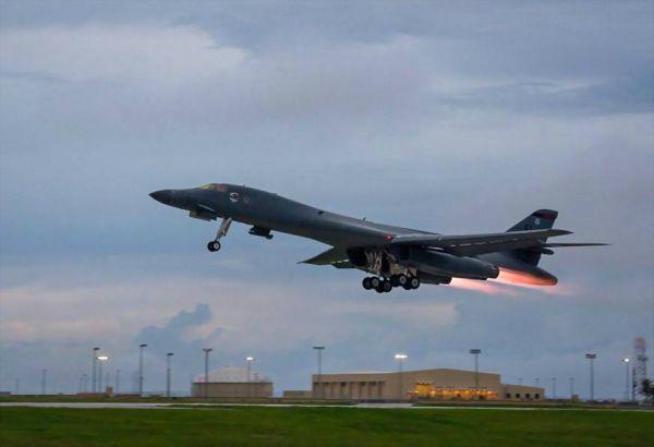 """2017年12月4-8日,美韩两国海、空军240余架各型战机将从8个基地起飞,开展代号""""警惕王牌""""的大规模空中联合军演。"""