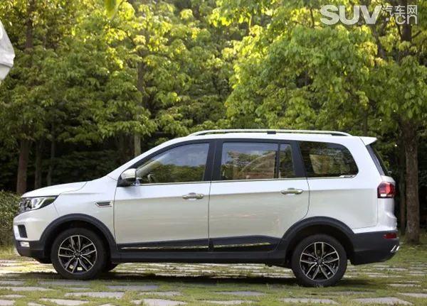 三款十万左右的SUV推荐 舒适宽敞还是六座