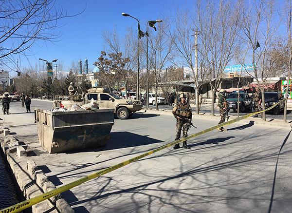 IS认领阿富汗首都爆炸案 针对记者袭击一年增三成