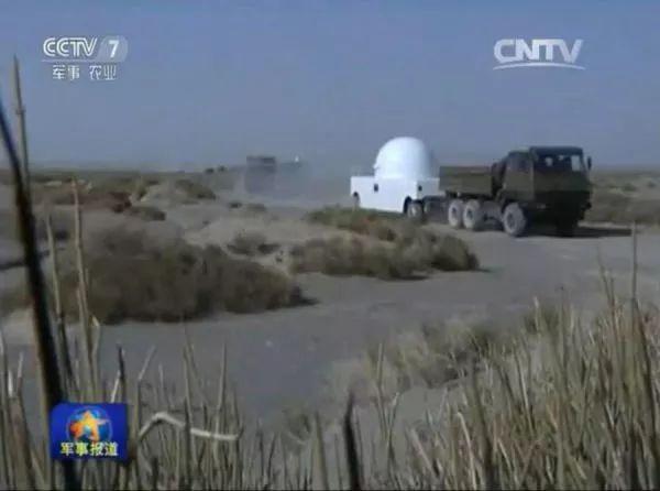 ▲战略支援部队正在训练中。(央视视频截图)