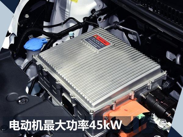 江淮iEV7E纯电SUV明年上市 售12.15-13.15万