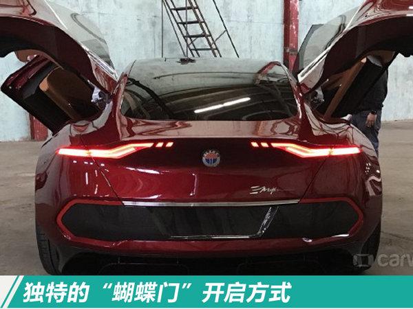 全球首款量产石墨烯电动车曝光 续航里程超特斯拉