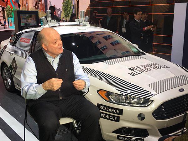 福特汽车:自动驾驶潜力有限,着重布局车联网,解决出行难题