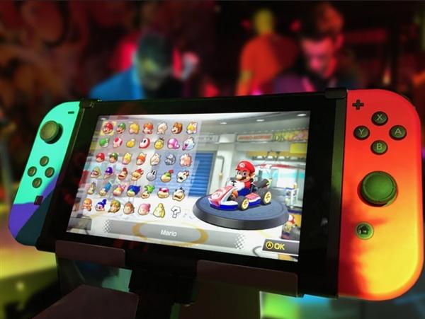 Switch北美销量破最快纪录 全球销量逼近
