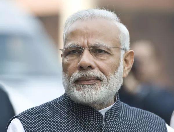 ▲印度总理莫迪