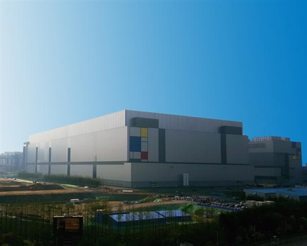 三星位于韩国华城的半导体工厂,图片来自三星官网