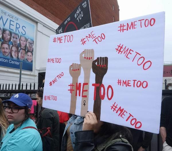#MeToo反性侵运动大潮下,法国女性为何发出另一种声音