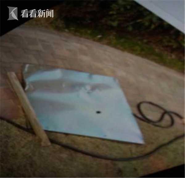 视频|31层楼高坠落不锈钢板 砸中12岁女孩头部