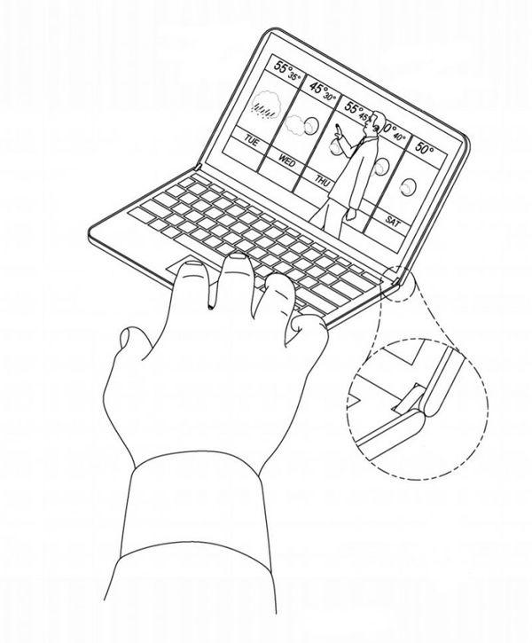 这可能是微软秘密研发的Surface Notebook