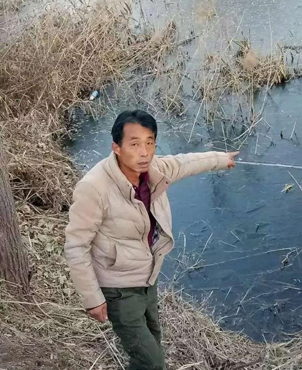 暖闻|河北沧州两男童落水