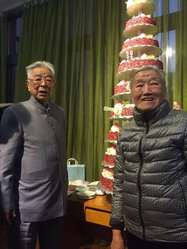 90岁褚时健庆生:任独子组建的新公司董事长 愿再出力