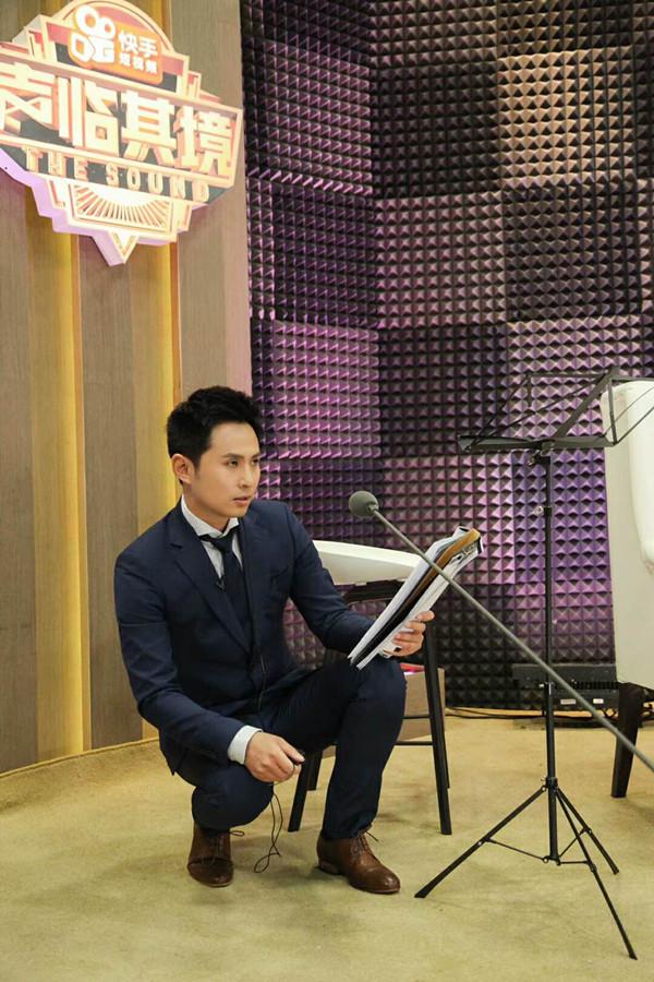 专访 边江:一名优秀的配音演员,要花更多工