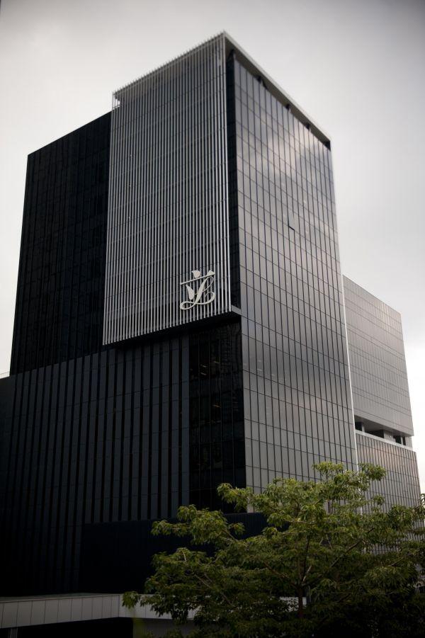 资料图片:这是2012年6月28日拍摄的香港特区立法会新大楼。新华社记者 吕小炜摄